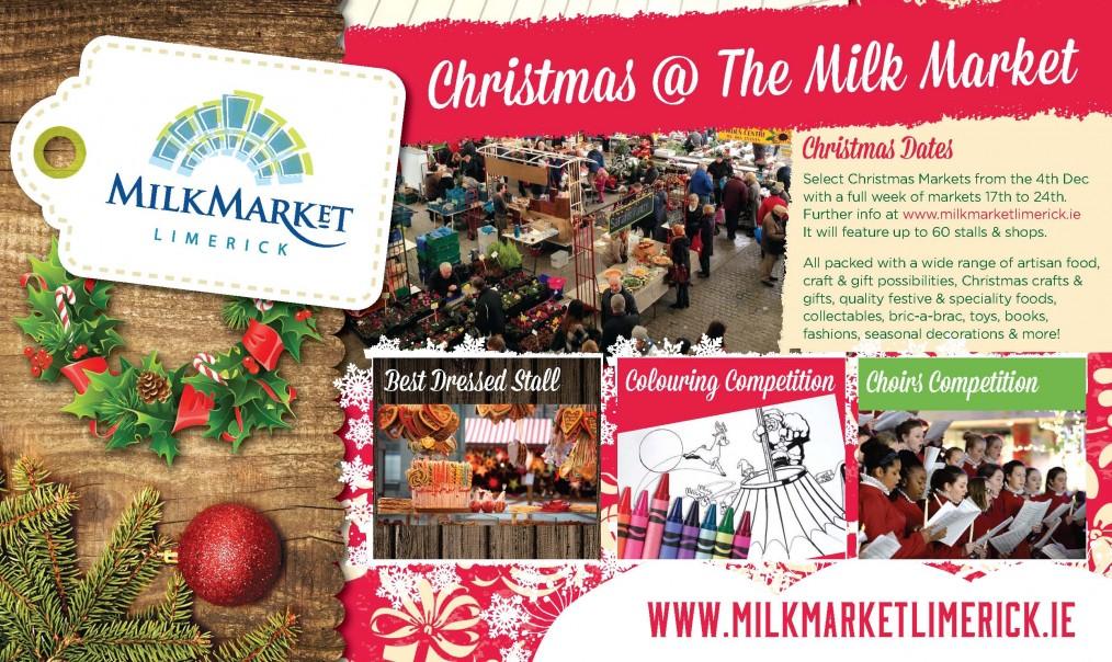 Christmas @ The Milk Market | Milk Market Limerick